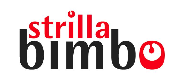 Logo Strilla Bimbo