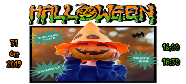 Halloween per bimbi