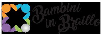 Logo Bambini in Braille