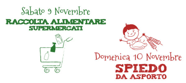 Raccolta Alimentare & Spiedo di San Martino