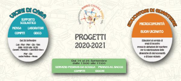 PROGETTI 2020-2021