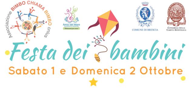 Festa dei Bambini 2016 1-2 Ottobre