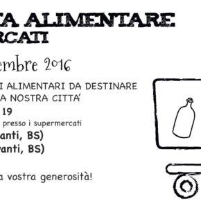 Raccolta Alimentare di San Martino 2016