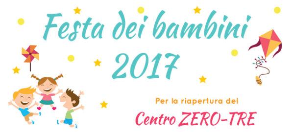 FESTA DEI BAMBINI 2017