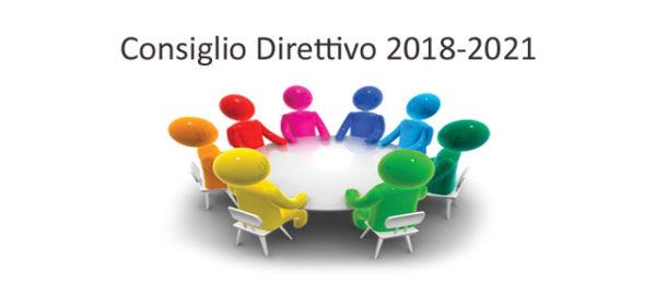Elezione Consiglio Direttivo 2018-2021
