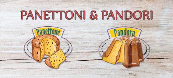 PANETTONI E PANDORI